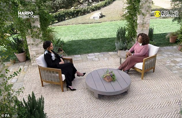 Although Meghan became tearful at one point, Judi observed how for the most part of the interview her body language looked generally understated