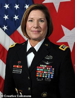 Lt. Gen. Laura J. Richardson, of the Army