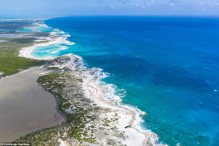 The website says that the island is also a prime location for snorkeling, sailing and other water activities, including bone-fishing