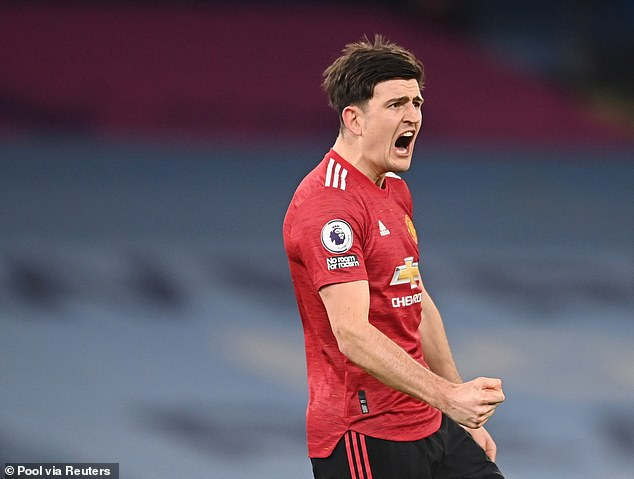 Maguire was instrumental as Manchester United beat rivals City 2-0 at the Etihad on Sunday