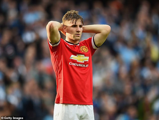 It took some time for Shaw to find his feet at United, having joined the club from Southampton