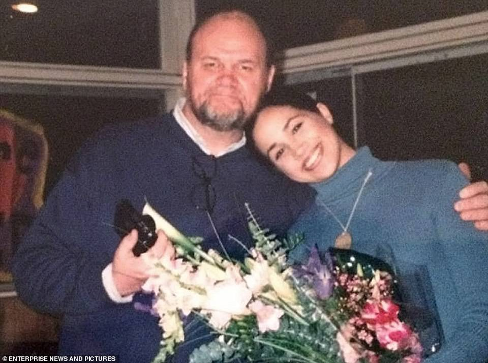 Meghan Markle's father appeared on Good Morning Britain after his daughter accused him of 'betraying' her in her bombshell Oprah interview