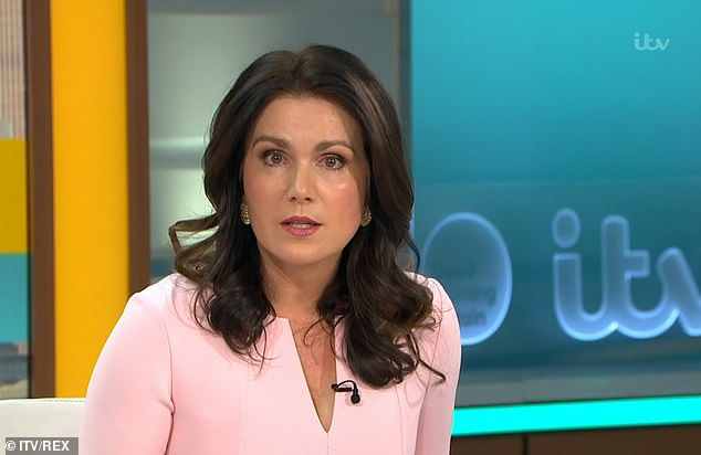 "Susanna Reid said Good Morning Britain will be ""very different"" but ""shows go on"" as she addressed the abrupt departure of her co-host Piers Morgan."