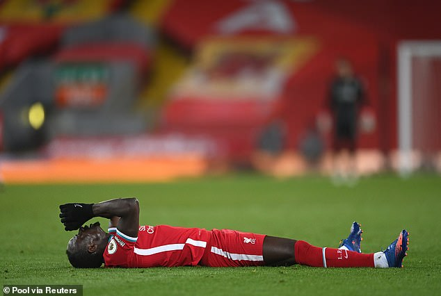 Liverpool have needed the likes of Sadio Mane to provide an outlet but the struggles continue
