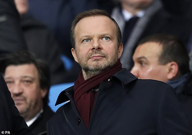Executive vice-chairman Ed Woodward has been looking to fill the roles for the last few years