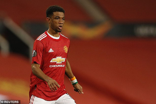 United's transfer strategy has been overhauled with young talents like Amad Diallo recruited