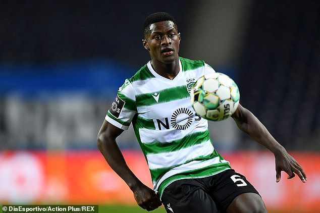 Man United and Liverpool could face competition in race to sign Sporting starlet Nuno Mendes
