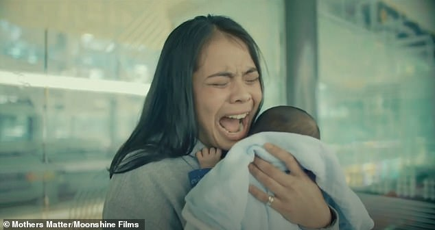 A confronting short film brought the stark realities of maternal suicide and perinatal depression to light on Wednesday in New Zealand Parliament