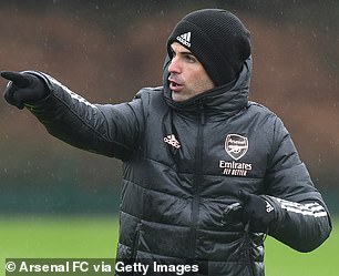 Mikel Arteta's Arsenal overcame a tricky match against Benfica
