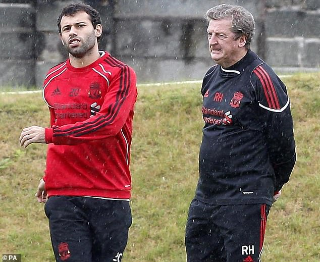 The arrival of Roy Hodgson coincided with his desire to leave the club for 'family reasons'