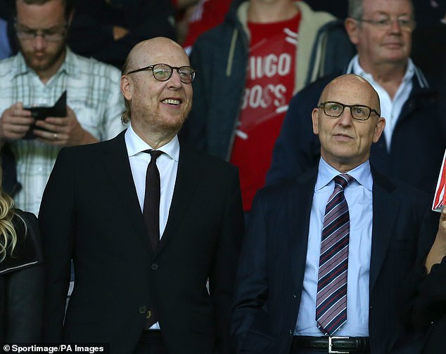 The Glazer family, who own Man United, have been involved in the Super League plans