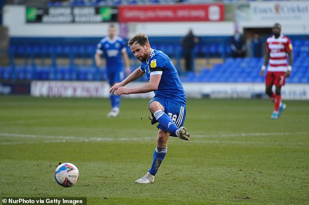 Judge was furious after Drysdale didn't award a penalty in his favour against Northampton