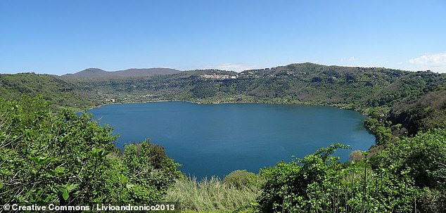 One part of the lake (pictured) was not dredged in 1929 when the first two vessels were found ¿ although a recent sonar survey admittedly found no trace of any third ship