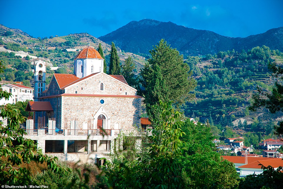 Want to explore? Visit the Troodos Mountains (pictured)or venture to the Akamas nature reserve