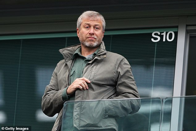 Chelsea owner Roman Abramovich wrote to every Chelsea player after James was abused