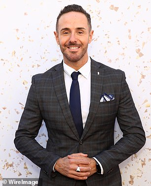 Celebrity stylist Donny Galella (pictured)
