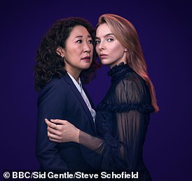 Killing Eve: Sandra Oh and Jodie Comer