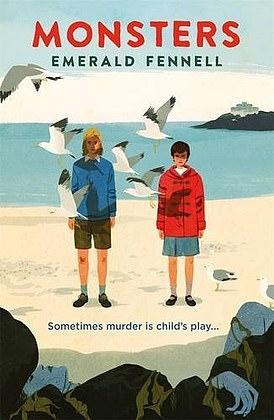 Emerald's children's book: Monsters