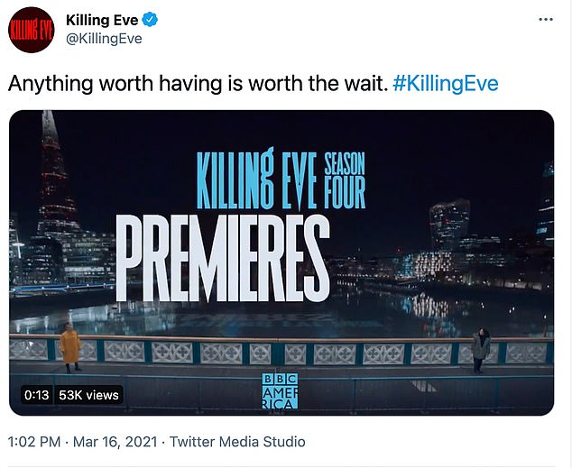 News:It was confirmed by the show on Twitter last month that the much-loved spy thriller will draw to a conclusion with its fourth instalment in 2022