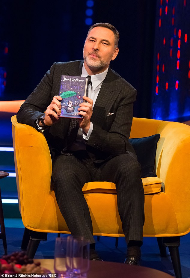 A brand expert previously said the famous author's popularity was boosted after many saw the booming success of comedian David Walliams' book empire.