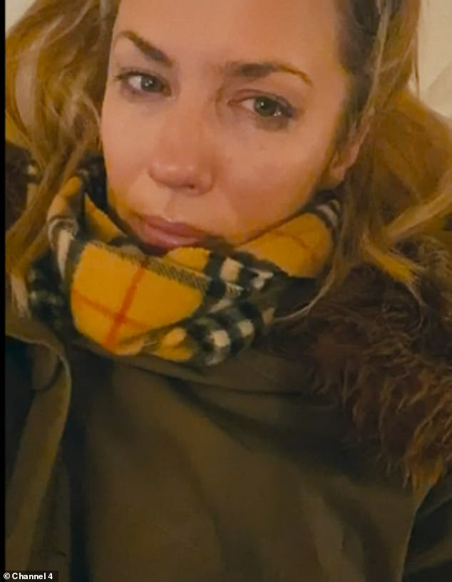 RIP: Caroline was tragically found dead on February 15, aged 40, after hearing the CPS would go ahead with a trial for allegedly attacking her boyfriend Lewis Bloor