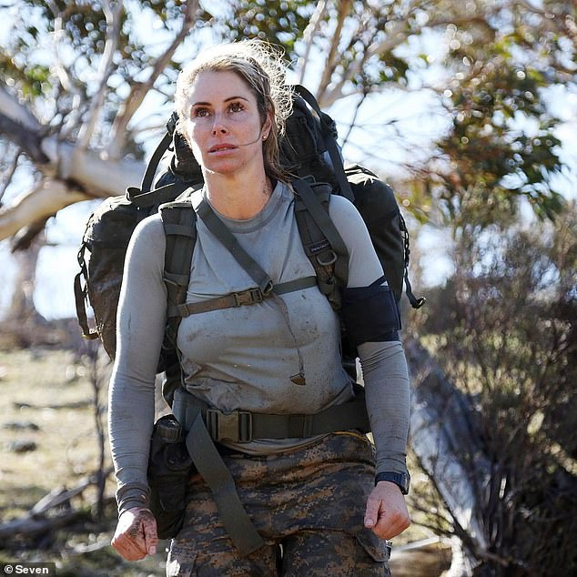 In the know: She was one of the recruits on last year's season of SAS Australia, and Candice Warner has shared some insight into who's set to appear on the upcoming season