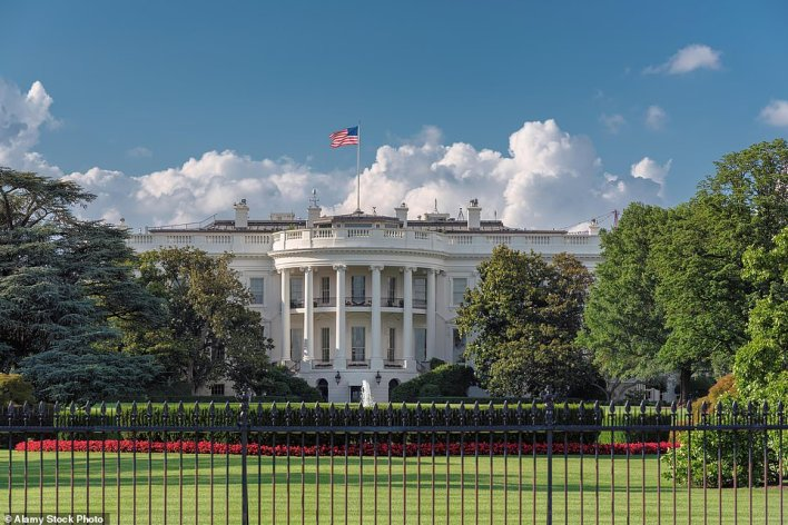 The White House is the 17th most beautiful building in the world if the golden ratio is what counts, according to research
