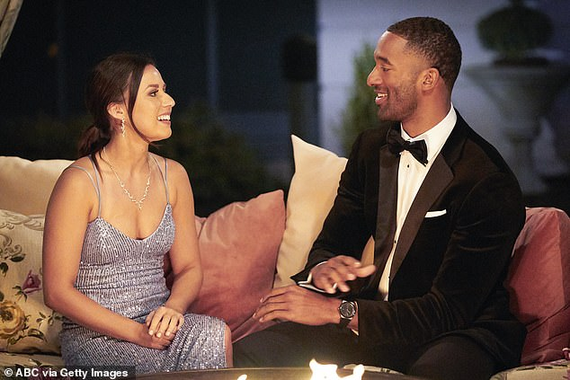 Heartbreak: They both competed for the heart of Matt James, 29, on the recently completed season 25 of The Bachelor, but neither received the final rose