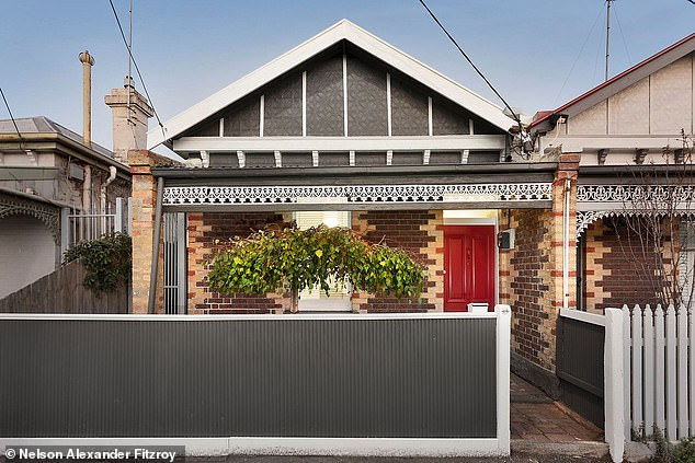 14 Campbell Street Collingwood is for sale at auction with a price guide starting at $850,000 - just under Melbourne\'s median house price. The research says Melburnians take around 10 years to save one-fifth of the asking price