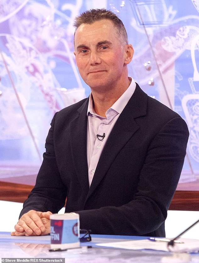 RIP:u00A0Gary Rhodes has reportedly left u00A36.4 million in his will, following his death in November 2019 (pictured in 2013)