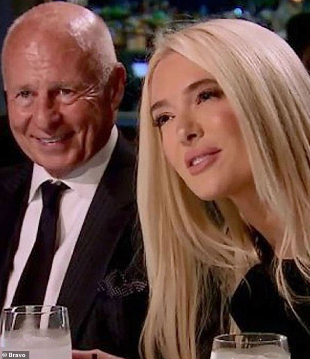 Incoming:\u00A0Erika Jayne, 49, will lay bare her bitter divorce from Tom Girardi, 81, on the next season of The Real Housewives Of Beverly Hills