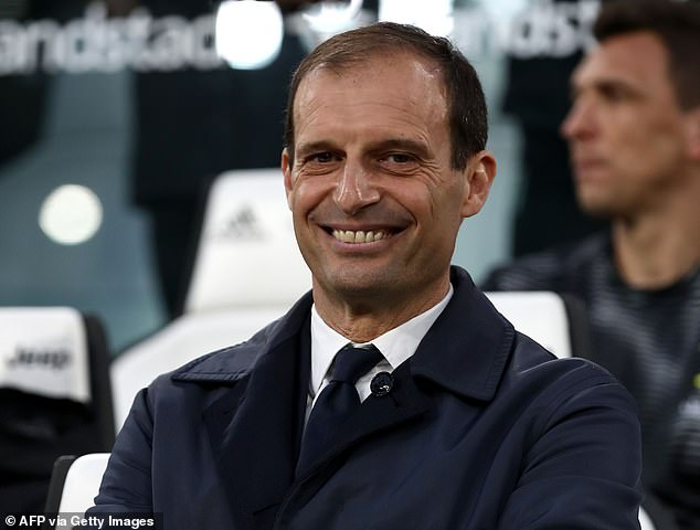 Former Juventus manageru00A0Massimiliano Allegri has revealed that he turned down Real Madrid