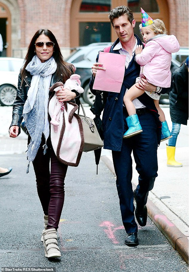 They're done: The 50-year-old star also recently finalized her divorce from Jason Hoppy after a lengthy and contentious divorce process, according to PageSix.  Seen in 2014 with Bryn