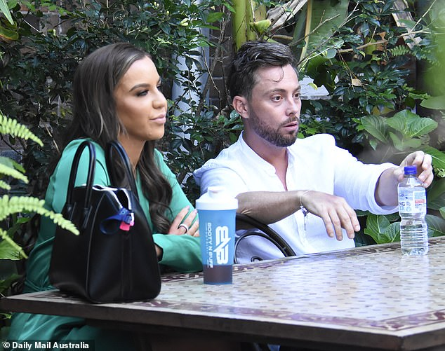 Who knew they were friends? The rumours come after Jason, 35, shared an intimate conversation with Coco, 30, at their own private table at the MAFS reunion on February 11