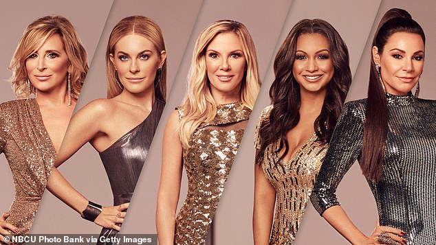 Orchestra?  But Frankel's former teammates, Real Housewives Of New York City, reportedly saw the news of the 50-year-old's sudden engagement as a 'orchestrated' move to distract from the season 13 trailer. from the series, which premiered on Tuesday