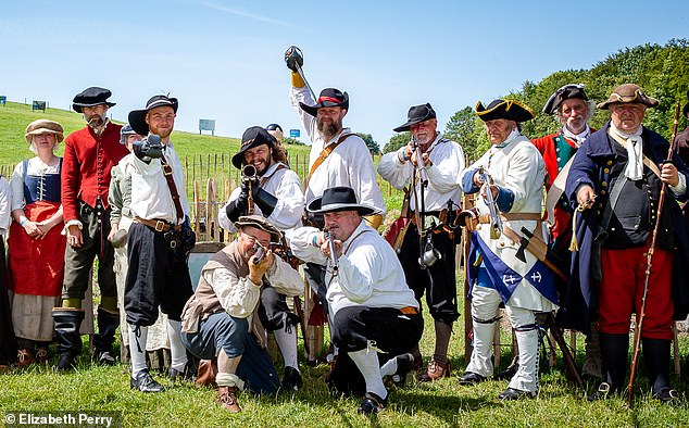 So we make no apology whatsoever for trumpeting the launch of what will be one of this summer's first major gatherings ¿ the Daily Mail Chalke Valley History Festival