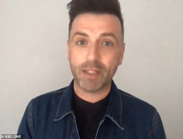 Thrown in at the deep end! Westlife's Mark Feehily has praised his bandmates for helping him adjust to life as a working father