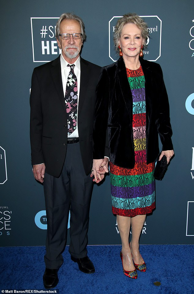 Tragic:Designing Women actor Richard Gilliland has died at the age of 71. The screen veteran had been married to his co-star Jean Smart for 34 years