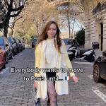 'Real' Emily in Paris from Donegal says French city is full of pickpockets and mean people 💥👩💥