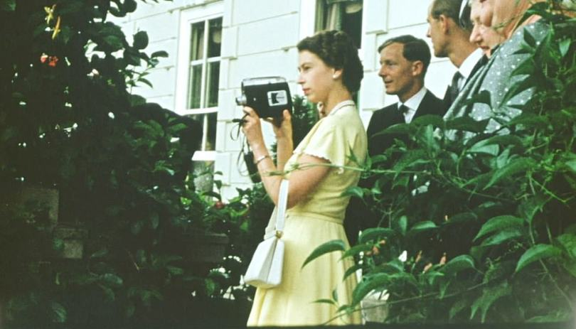 Using unseen home movies, intimate informal archive and recently digitised material from some of the 116 countries she has visited, it aims to show the Queen on holiday, as a mother, wife, cook, animal lover, farmer, and expert horsewoman