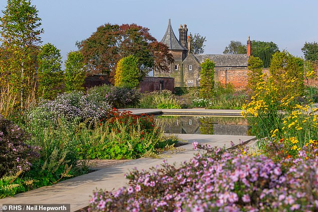 Heavenly: The newly created Paradise Garden at RHS Bridgewater