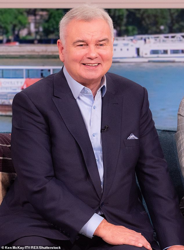 Candid:It comes after the presenter revealed he has been suffering from 'chronic pain' which has caused insomnia in a series of late night tweets on Friday (pictured in October)