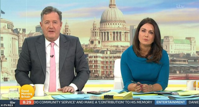 Meghan directly complained to ITV about Piers Morgan's critical coverage of the interview, with the host sensationally leaving the show