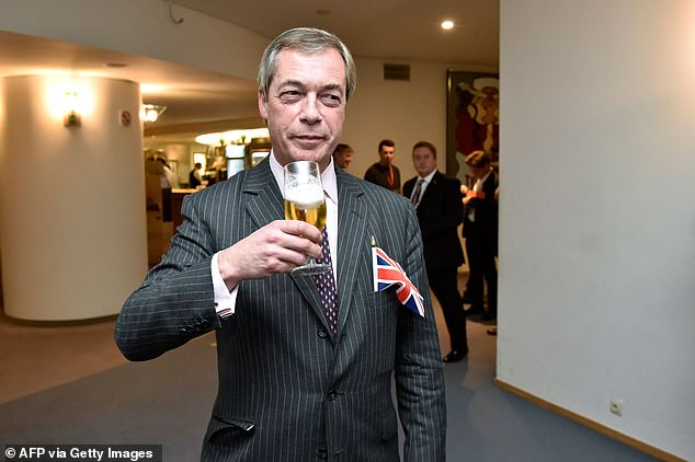 Mr Farage said he is pessimistic about the chances of foreign holidays, and