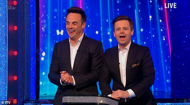 Funny:Ant and Dec have confirmed they were behind Holly Willoughby and Phillip Schofield's odd outburst on Monday's This Morning