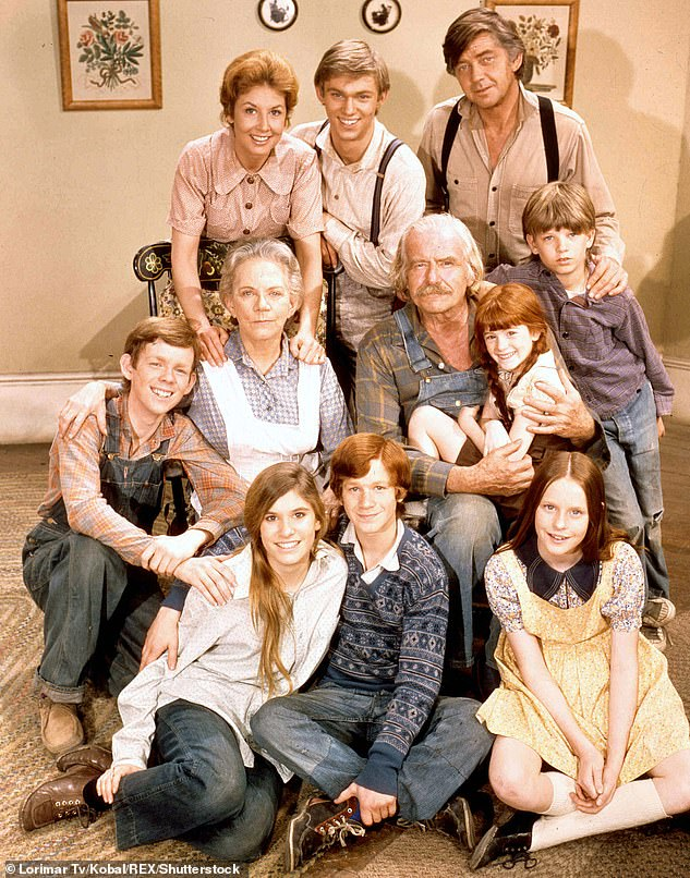 Classic:Much-loved family drama The Waltons ran from 1971 to 1981 and revolved around the tight-knit clan's lives on a Virginia mountain during the Depression and the Second World War