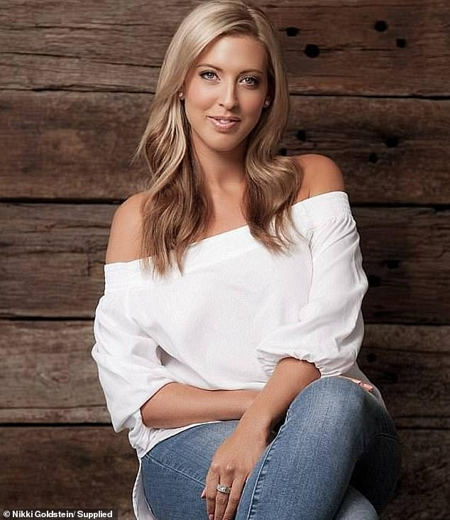 Revealed:Leading sexologist Dr Nikki Goldstein (pictured)has exposed a fundamental problem in the show's beloved commitment ceremonies