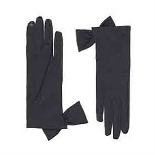 Cornelia James Imogen Gloves are seen above