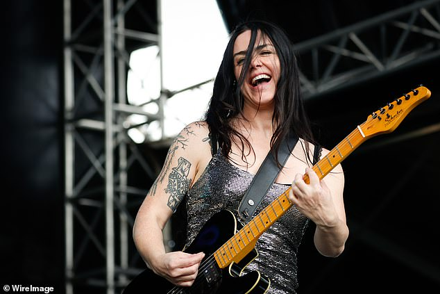 Vanessa Amorosi has etched out an impressive music career across the world from 1999 onwards