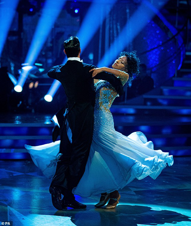 Scores: Before her final week on Strictly, Ranvir landed consistently high scores from judges